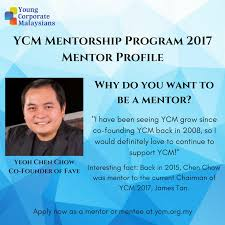 100 Chen Chow Our Very Own YCM And Fave By Groupon Young Corporate Malaysians