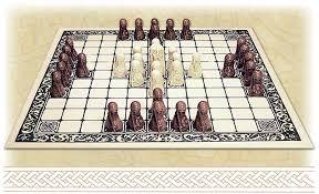 The Viking Game Hnefatafl