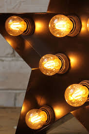 vintage marquee lights is a tribute to the classic vintage