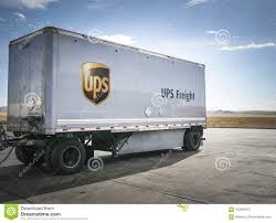 100 How To Track Ups Truck UPS On A Desolate Highway Editorial Photography Image Of