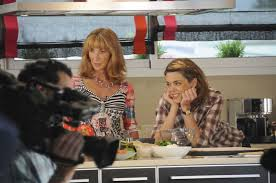 cuisine de julie andrieu coté cuisine nouvelle émission sur 3 avec julie andrieu