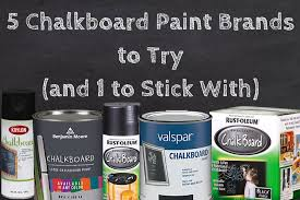 5 Chalkboard Brands To Try And 1 Stick With