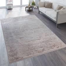 rug vintage look 3d effect