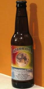 Northern Lights IPA Starr Hill Brewery