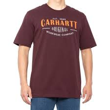 104 Carhart On Sale T Shirts Score Men S Shirts At Academy