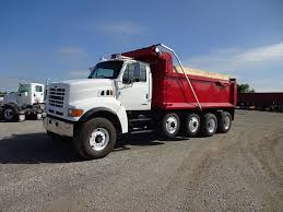100 12 Yard Dump Truck STERLING S For Sale