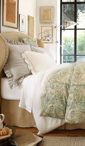 Pottery Barn Master Bedroom by 43 Best A Pottery Barn Master Bedding Images On Pinterest Master