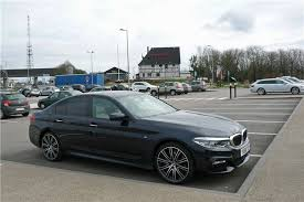 BMW 530d xDrive G30 2017 Road Trip Road Tests