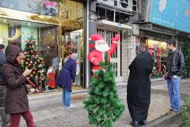 Countries That Dont Celebrate Halloween by In Iran Muslim Youth Are U0027even More Excited About Christmas Than