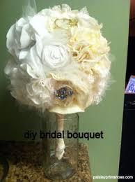 White and blue bridal bouquet Romantic Flowers Pinterest