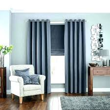 Curtains For A Gray Room Navy And Grey Curtain Panels Dark Dining