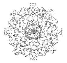 Mandala Coloring Pages By Thaneeya McArdle Coloringpages Coloringpage