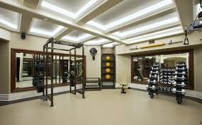 Brilliant Design And Home Gym Ideas And Home Gym Ideas Also Brown ... Basement Gym Ideas Home Interior Decor Design Unfinished Gyms Mediterrean Medium Best 25 Room Ideas On Pinterest Gym 10 That Will Inspire You To Sweat Window And Big Amazing Modern Center For Basement Gallery Collection In Flooring With Classic How Have A Haven Heartwork Organizing Tips Clever Uk S Also Affordable