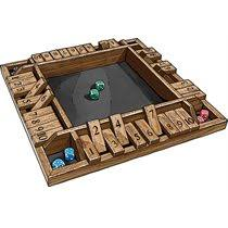 Classic Wooden Board Games Toys Books