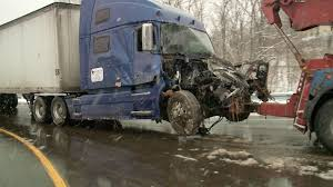 Semi-trucks Speeding On Icy Roads Leads To Crashes On I-94 In Berrien ... How Improper Braking Causes Truck Accidents Max Meyers Law Pllc Los Angeles Accident Attorney Personal Injury Lawyer Why Are So Dangerous Eberstlawcom Tesla Model X Owner Claims Autopilot Caused Crash With A Semi Truck What To Do After Safety Steps Lawsuit Guide Car Hit By Semi Mn Attorneys Worlds Most Best Crash In The World Rearend Involving Trucks Stewart J Guss Kevil Man Killed In Between And Pickup On Us 60 Central Michigan Barberi Firm Semitruck Fatigue White Plains Ny Auto During The Holidays Gauge Magazine