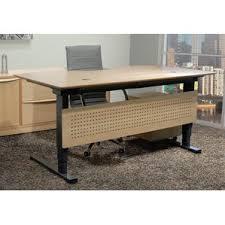 Ergotron Sit Stand Desk Manual by Manual Sit Stand Desk Wayfair