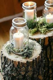 24 Gorgeous Mason Jars Wedding Centerpieces