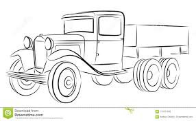 Sketch Of Old Truck. Stock Vector. Illustration Of Classic - 110511605 Vector Drawings Of Old Trucks Shopatcloth Old School Truck By Djaxl On Deviantart Ford Truck Drawing At Getdrawingscom Free For Personal Use Drawn Chevy Pencil And In Color Lowrider How To Draw A Car Chevrolet Impala Pictures Clip Art Drawing Art Gallery Speed Drawing Of A Sketch Stock Vector Illustration Classic 11605 Dump Loaded With Sand Coloring Page Kids