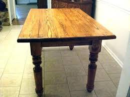 Dining Room Table Legs Leg Designs Plans
