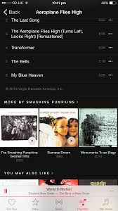 Rotten Apples Smashing Pumpkins Album by Greyed Out Songs On Apple Macrumors Forums