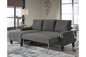 Jarreau Sofa Chaise Sleeper   Ashley Furniture HomeStore 10 Best Flip Chairs Or Folding Mattrses In 2019 For Comfortable Perry Queen Size Comfort Sleeper Sofa By American Leather At Baers Fniture Single Bed Chair Visual Hunt Kala High Back Chair With Oak Leg Base Skl1g Cnection Drake Faux Suede Pullout Ottoman Cement Reviews Fold Out Pull And Convertible Models Circle Convertable Porter Upholstery Lounger Leah Full Sleep Harmony Memory Foam Jarreau Chaise Ashley Homestore
