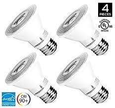 hyperikon par20 led bulb dimmable soft white glow