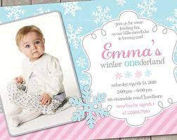 Winter Onederland Party Invitations And Get Inspired To Create Your Invitation With Smart Design 1