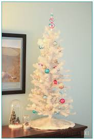 Gallery Of White 4 Foot Christmas Tree