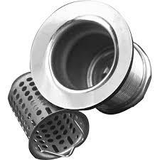 Install Sink Strainer Basket by Shop Barclay Kitchen Sink Strainer Basket At Lowes Com