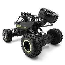 100 Rock Crawler Rc Trucks Flytec 6026 112 24G Alloy Body Shell RC Buggy Car For