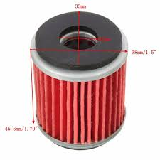 Rain Oil Lamp Cleaning by Engine Oil Filter For Yamaha Raptor Yfm250 Yfz450 Yfz450r