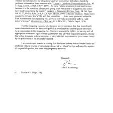 Cover Letter Sign Offs The Hakkinen