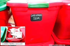 Target Christmas Storage Plastic Containers Totes Under Bed