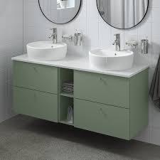 godmorgon regal gillburen graugrün 20x45x58 cm