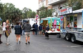 100 Soup To Nuts Food Truck High Dive Hosts Rally During SEC Championship WUFT News