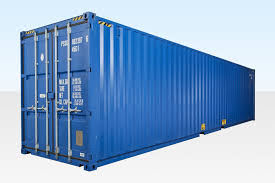 100 Shipping Container 40ft High Cube One Trip 9ft 6 High