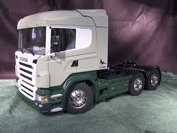 100 Toter Trucks Scania RC Truck And Construction