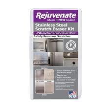Bathtub Resurfacing Kit Home Depot by Rejuvenate Stainless Steel Scratch Eraser Kit Rjssrkit The Home
