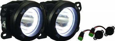 vision x xil oe1012jkv2oprh 10 13 jeep jk fog light upgrade kit