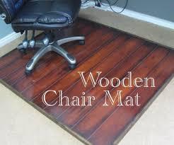 Desk Chair Mat Walmart by Rugs U0026 Curtains Appealing Wooden Computer Chair Mat Featuring