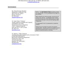 Template For Job Resume Reference Format Best Of Interview Business