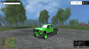100 Ford Truck Games LIFTED FORD F350 WORK TRUCK V10 Modsnet FS19 FS17 ETS 2