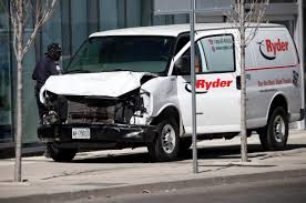 Toronto: Van Hits Pedestrians Today, Killing 10, Injuring 15 ... Truck Rental Ri Penske Richmond Ky Ryder Richland Wa Izodshirtsinfo Med Heavy Trucks For Sale Retriever Trained To Catch Wildlife Smugglers Nominate Your Mom Trucking Companies Va Garage Designs Door Repair Riverside Near Chantilly Best Resource Ingrated Logistics Fast Track Uhaul Ca Dump