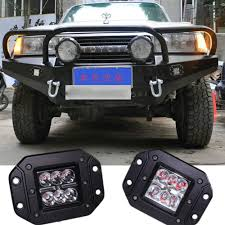 16W LED WORK LIGHT 4x4 DAY TIME RUNNING LIGHTS SPOT FLOOD OFFROAD ... Backup Lights New Signs Reflective Flares Download Ets 2 Mods Preowned 2017 Ford F150 Xlt 4x4 Back Up Camera Heated Seat Truck Lights New Best Setup For Led Home Idea Rigid Industries Flush Mount Back Up Light Kits Show Us Yours Amazoncom Krator Led Hitch Brake Reverse Signal 4pc Redwhite Chrome 4 Round 15 Trailer Stop Tail Aux Backup Installed Today Dodge Ram Forum Dodge Forums Install Guide Starkey Products Kit On Our 2012 Of The Week Clear Optronics Glolight Sealed Dot Bul111cb Problem With