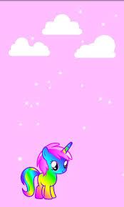 Rainbow Unicorn LW Screenshot 2