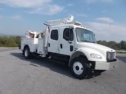 100 Boom Truck 2004 FREIGHTLINER M2 106 BUCKET BOOM TRUCK FOR SALE 593212