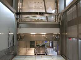 100 Car Elevator Garage Seinfeld FoxLin Architects