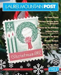 Laurel Mountain Post November December 2008 by Laurel Mountain