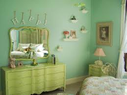 Mint Green Bedroom Ideas by Green Room Colors Great Shabby Chic Children U0027s Rooms Kids Room
