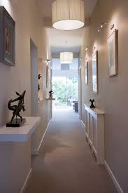 contemporary hallway landing dublin by